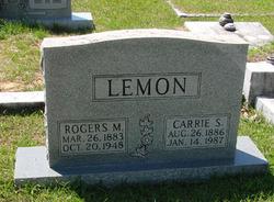 Rogers McMillan Lemon