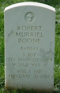 Robert Murriel Boone
