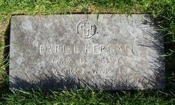 Earl Leonard Kernan