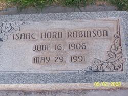 Isaac Horn Robinson