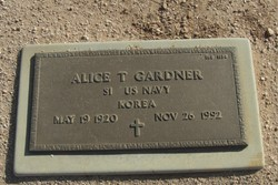 Alice Teresa Gardner
