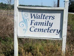 Walters Family Cemetery