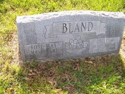 Rose May <I>Foxworthy</I> Bland