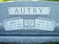 John R Autry
