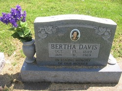 Bertha Davis