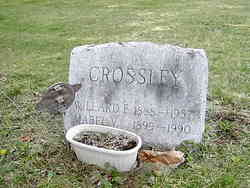 Mabel V Crossley