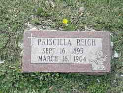 Priscilla Reich