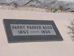 Harry Parker Beck