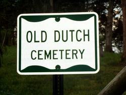 Old Dutch Cemetery