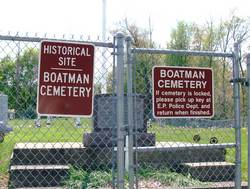 Boatman Memorial Cemetery