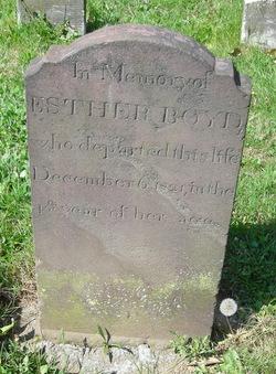 Esther Boyd