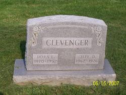 Dora Lee <I>Tarwater</I> Clevenger