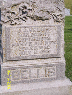James Jackson Bellis