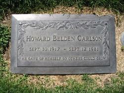 Howard Belden Carlson