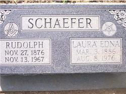 Laura Edna <I>Marshall</I> Schaefer