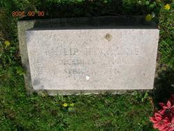 Philip Herman Willkie