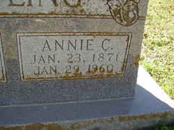 Annie Catherine <I>Crowell</I> Bertling
