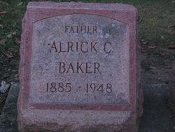 Alrick C Baker
