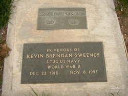 LTJG Kevin Brendan Sweeney