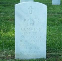 Francis L Cummins