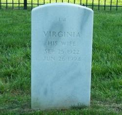 Virginia Irene Cummins