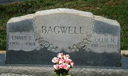 Ennis T Bagwell