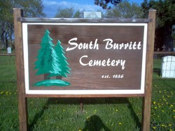 South Burritt Cemetery