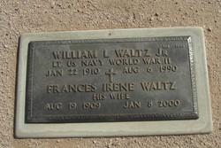 William L Waltz, Jr