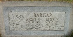 Roger William Bargar