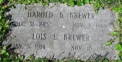 Lois E Brewer