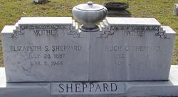 Elizabeth Duncan <I>Sowell</I> Sheppard