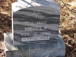 Ida Mae <I>Field</I> Medley