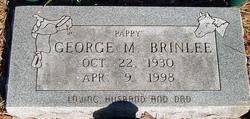 George M. Brinlee