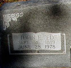 "John E. ""Ed"" Brinlee"