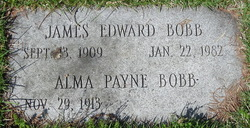 James Edward Bobb