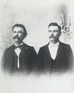 """William Calvin """"Bull"""" Shaw"""