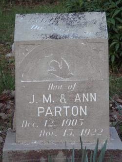 Edith Parton