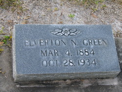 Elverton Napoleon Green