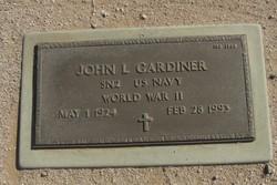 John Leo Gardiner