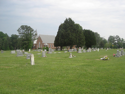 Saint Stephen's Baptist Church Cemetery