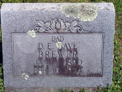 David Edward Brewer