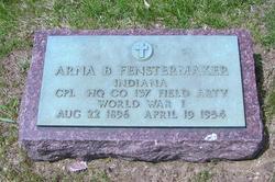 Arna B. Fenstermaker