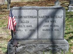 Melzar Waterman Allen