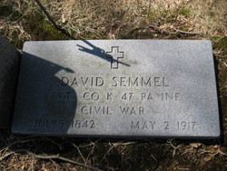 Pvt David Semmel
