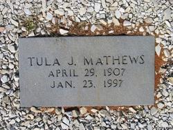 Tula Jeffcoat Mathews (1907-1997) - Find A Grave Memorial