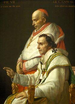 Cardinal Giovanni Battista Caprara
