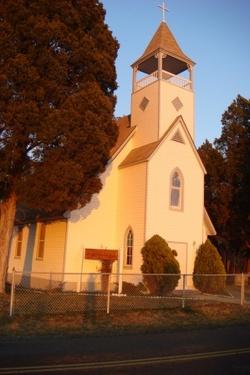 Saint Francis Xavier Chapel Cemetery
