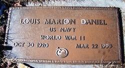 Louis Marion Daniel
