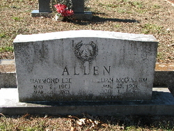 Lillian Mae <I>McCollum</I> Allen