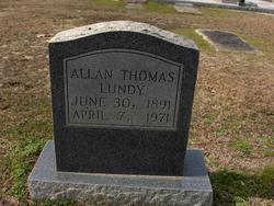 Allan Thomas Lundy